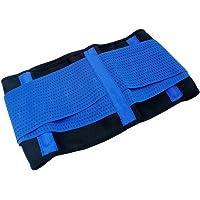 AJEERD Cinturón de Entrenamiento Unisex para la Cintura, Faja para Adelgazamiento Postparto para Mujer, para pérdida de Peso, Soporte de Espalda, cinturón Deportivo Ajustable