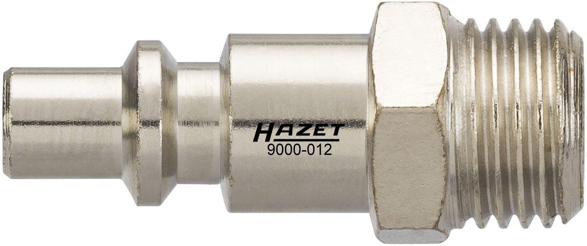 Hazet 9000-012//3 Luftanschluss-Nippel-Satz