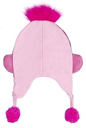Trolls Girls Trapper Hat Poppy  Amazon.co.uk  Clothing d8329af8c31d