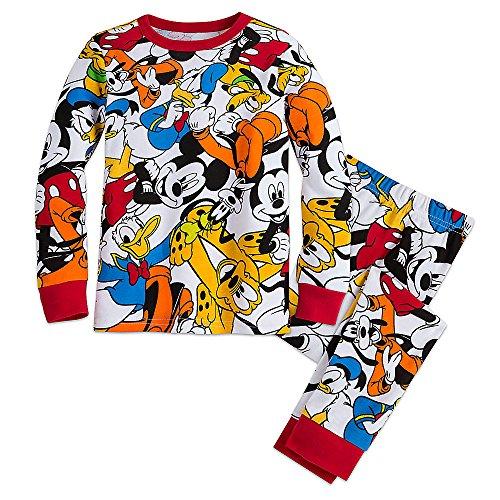 Disney Mickey Mouse Friends Pajamas