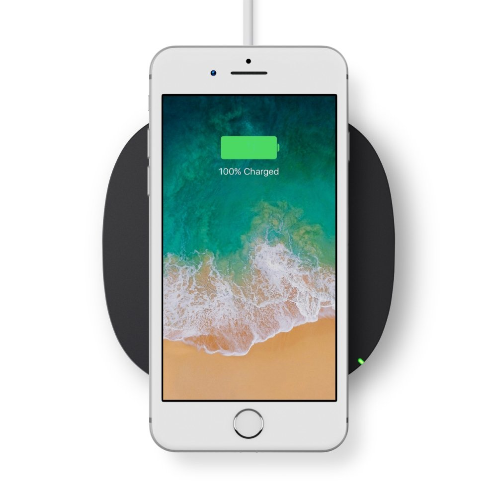 belkin qi wireless charging pad for iphone 8 8 plus and iphone x gadgets finder. Black Bedroom Furniture Sets. Home Design Ideas