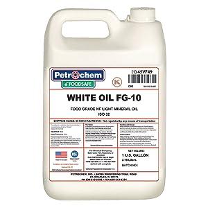 Mineral Hydraulic Oil Food Grade 1 gal.