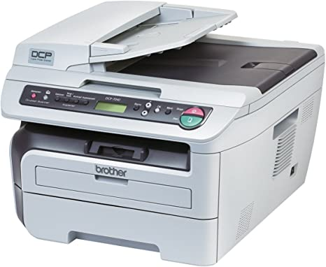 Amazon.com: Brother DCP-7040 multifunción láser copiadora ...
