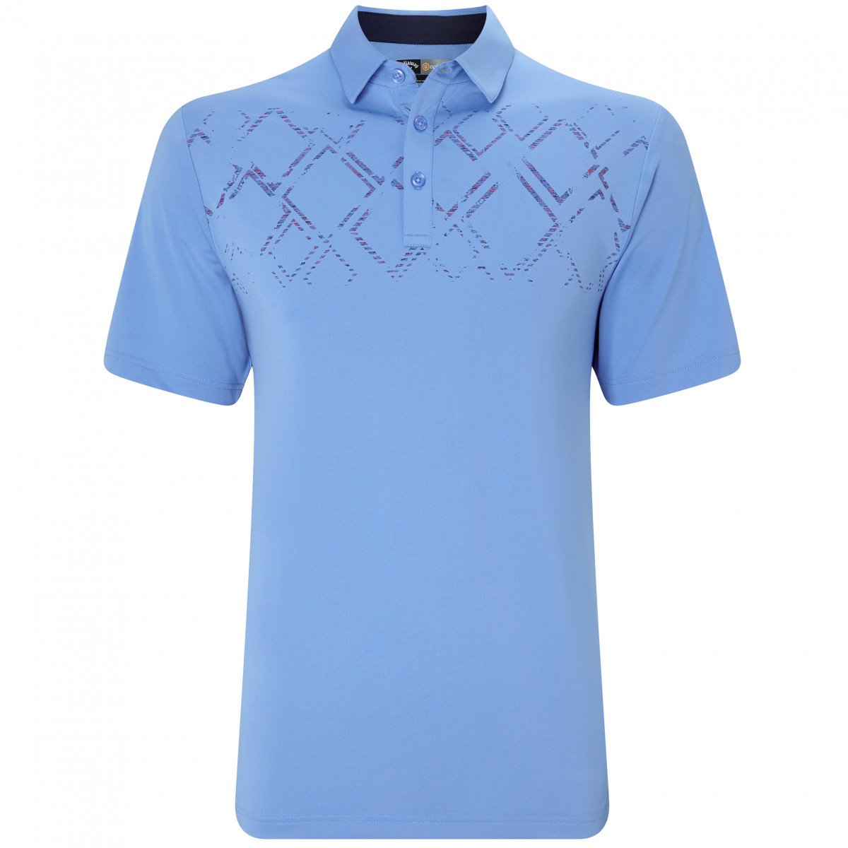 Callaway Champion Printed Polo de Golf, Hombre: Amazon.es: Ropa y ...