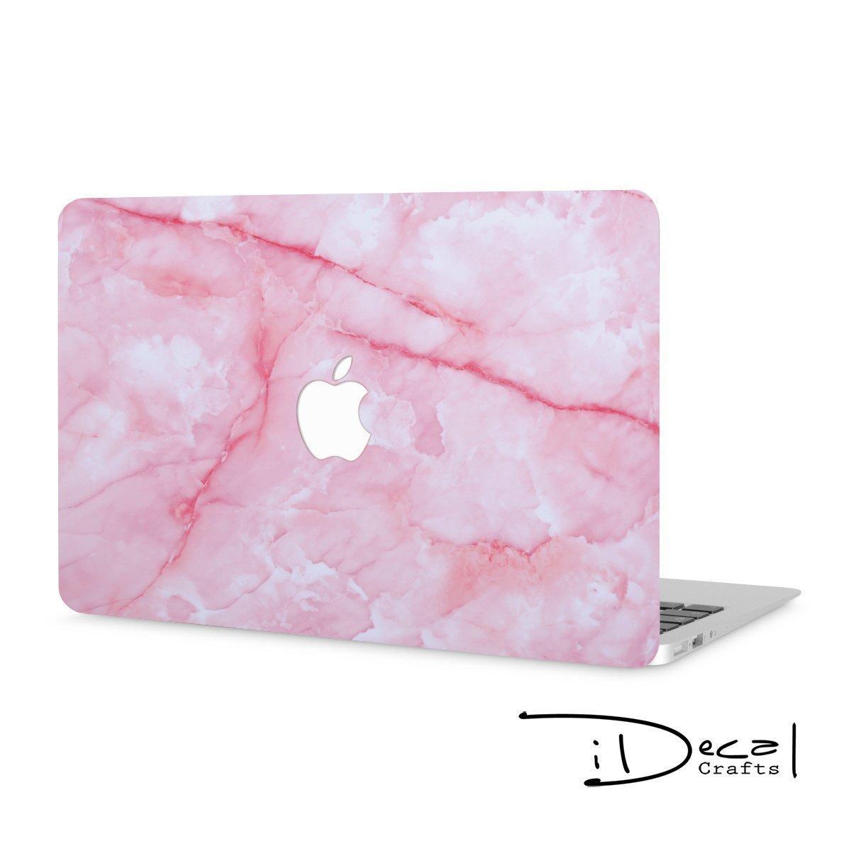 huge selection of fac6c 04911 Pink Marble Macbook Skin Macbook Sticker Macbook Decal Macbook Air ...