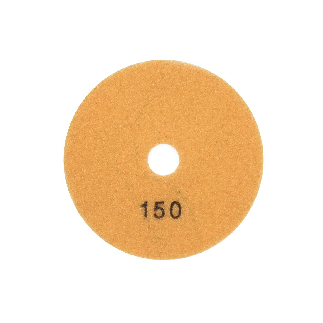 uxcell/® Diamond Polishing Sanding Grinding Pads Discs 4 Inch Grit 150 10 Pcs for Granite Concrete Stone Marble