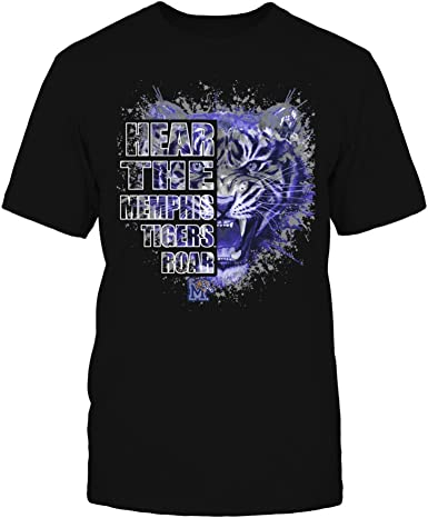 NCAA Memphis Tigers T-Shirt V1