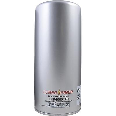 Luber-finer LFP4005TRT-6PK Heavy Duty Oil Filter, 6 Pack: Automotive