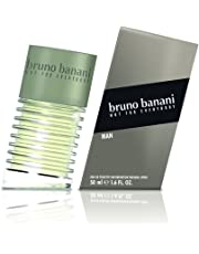 bruno banani Man – Eau de Toilette Natural Spray – Herb-aromatisches Herren Parfüm – 1 er Pack (1 x 50ml)