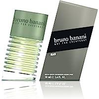 bruno banani Man – Eau de Toilette Natural Spray – Herb-aromatisches Herren Parfüm – 1 er Pack (1 x 50ml)