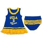 UCLA Bruins NCAA Infant Girls  Coda  Tank Dress w/ Bloomers