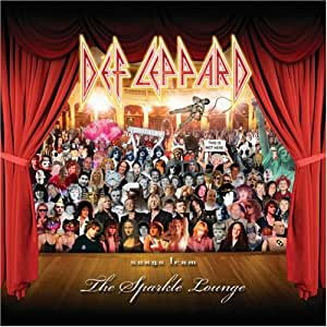 NEW Def Leppard - Songs From The Sparkle Lounge (CD)