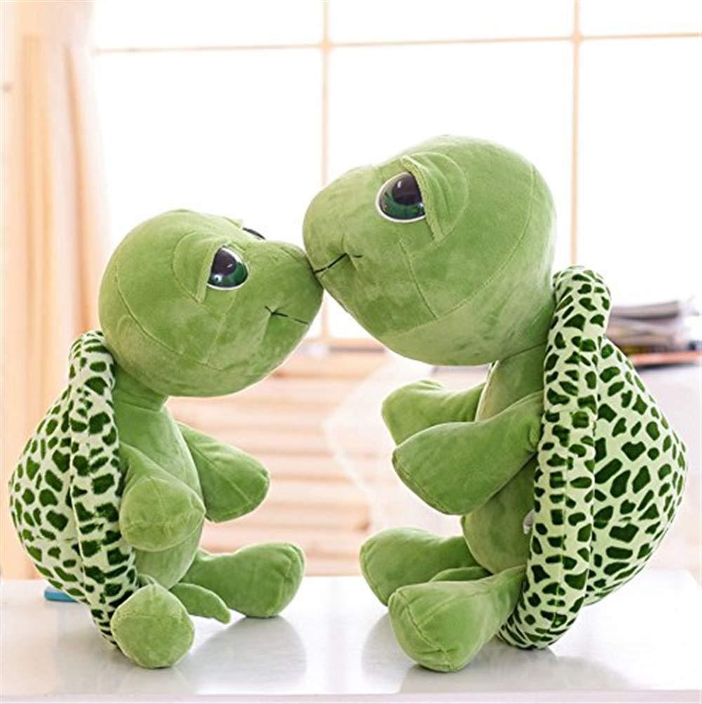 Zicue Doll Toy Istruttivo Toddler Giocattolo Popolare Cuscino Creativo Creativo Creativo del Giocattolo Molle Molle del Bambino del Cuscino del Lato del Cuscino della casa del Cuscino della Tartaruga Bella 127231