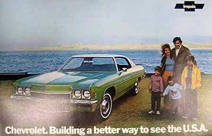 Amazon com: bishko automotive literature 1972 Chevrolet