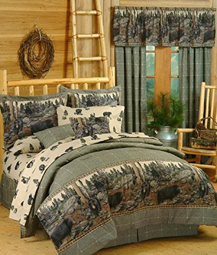 The Bears Comforter Set, King