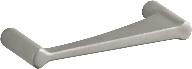 Vibrant Brushed Nickel Kohler K-11486-BN Archer Drawer Pull