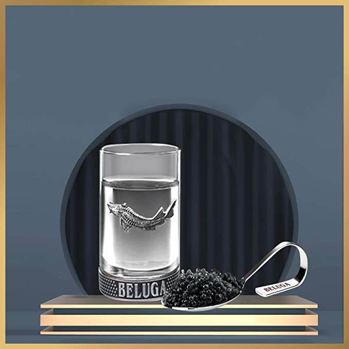 Beluga, Vodka Noble - 1000 ml
