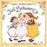 Book cover from Mary Engelbreit 2019 Mini Wall Calendar: Just Between Us by Mary Engelbreit