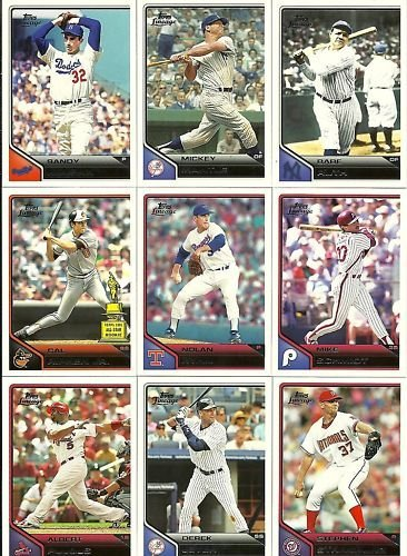 2011 Topps Lineage MLB Baseball Series Complete Mint Hand Collated 200 Card Set Complete M (Mint)