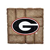 Team Sports America University of Georgia Garden Paver Team Logo Decorative Stepping Stone