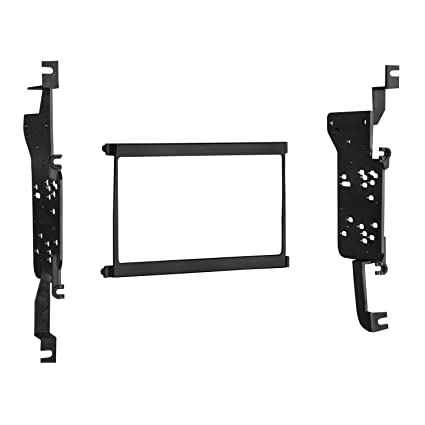610sUO9N4yL._SX425_ amazon com metra 95 8157b double din installation kit for 1992  at virtualis.co