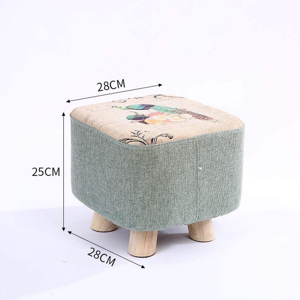 Simple Tabouret Poufs En Pouf Chaise Carré Modernes Rembourré 9EWD2eYbHI