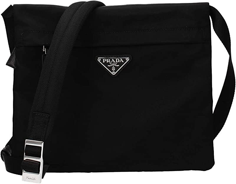 fabric leather prada bag mens