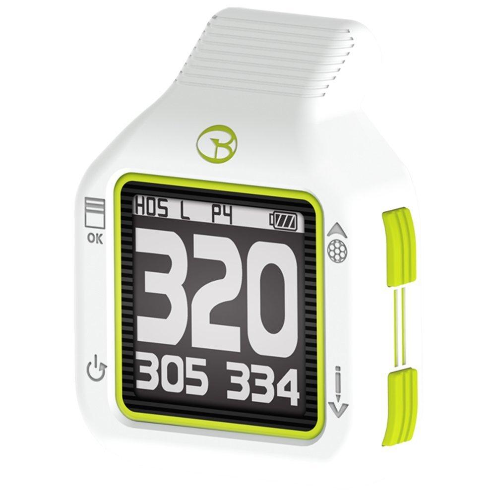 GolfBuddy CT2 Golf GPS Rangefinder, White/Green, Small by GolfBuddy
