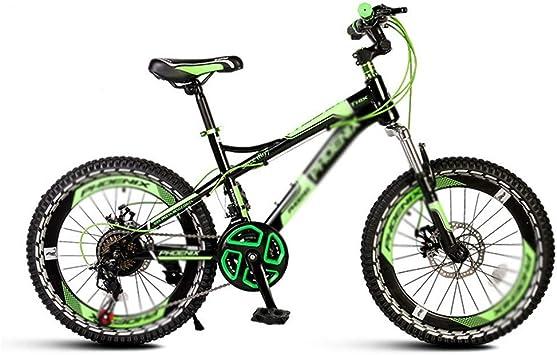 Bicicletas For Niños Montaña De 18 Pulgadas Estudiante Deportiva ...