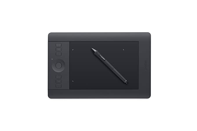 Wacom Intuos Pro Pen and Touch Small Tablet