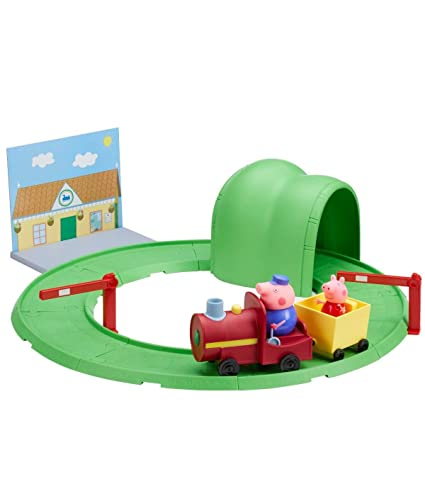 finest selection 345f5 286bf Buy Planet Superheroes Pig Train Truck Play Playset with ...