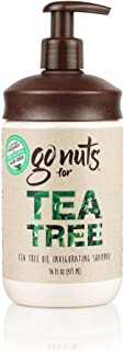 product image for Renpure Go Nuts For Tea Tree Invigorating Shampoo 16fl oz, pack of 1