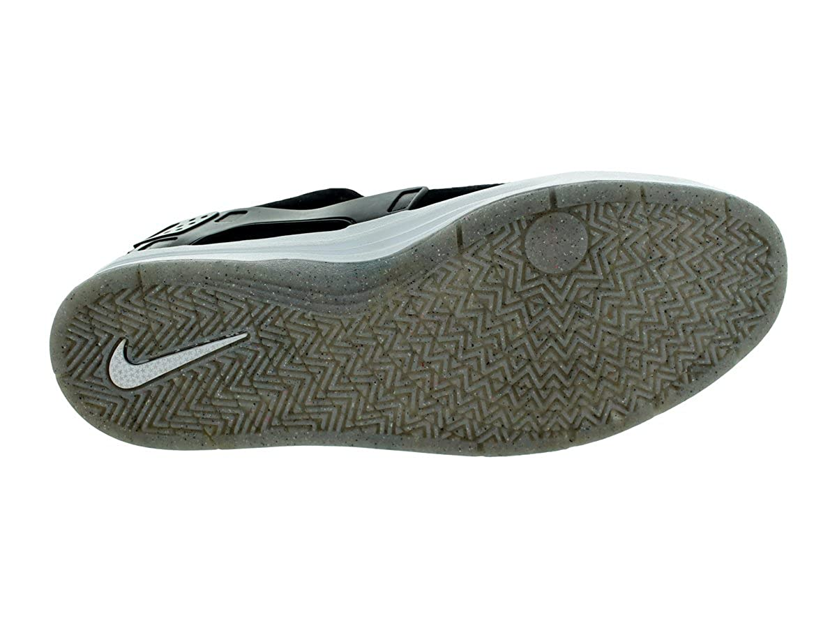 Nike ERIC Koston Huarache Skateboarding Shoes Black Anthracite 705192 001