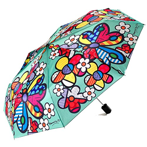 Britto Flowers Folding ()