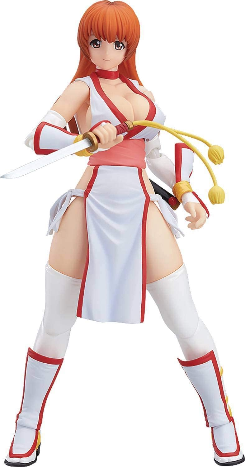 Max Factory figma Dead Or Alive Kasumi C2ver. ABS PVC Figure