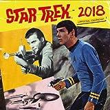 Star Trek Official 2018 Calendar - Square Wall Format