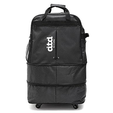 Amazoncom 32 Expandable Rolling Duffle Bag Large Wheeled Travel