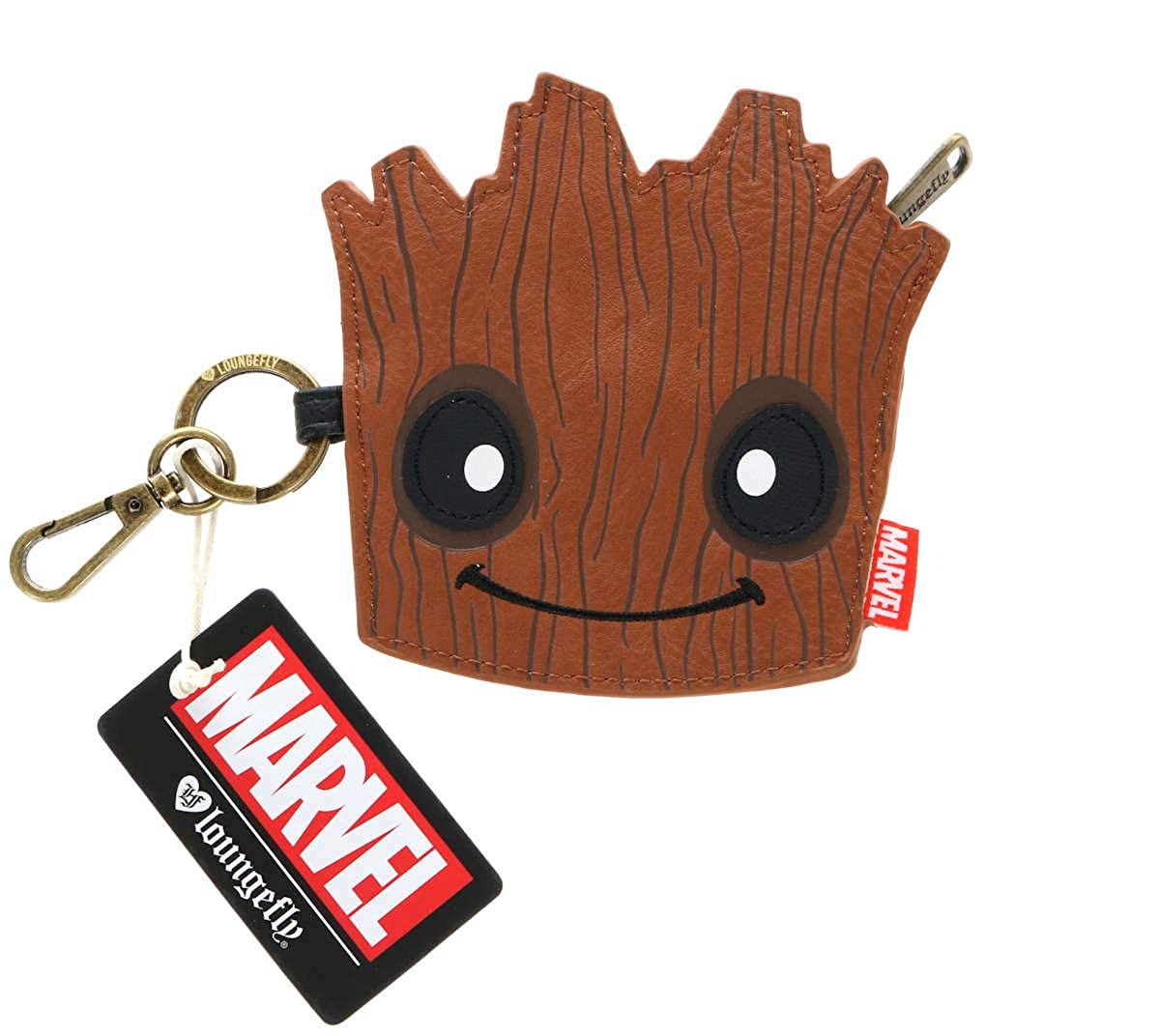Amazon.com: Loungefly Guardianes de la Galaxia Groot Face ...