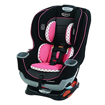 Graco Extend2fit Convertible Car Seat Kenzie