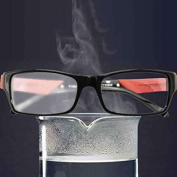 Miaomiaogo Limpiaparabrisas para gafas Líquido anti niebla para gafas Gafas Máscaras de buceo: Amazon.es: Deportes y aire libre