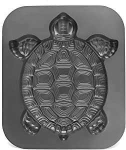 Concrete Paving Mold Path Maker, Turtle Garden Stepping Stone Mold, DIY for Garden Driveway Lawn Pathmate Stone Decoration