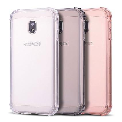 Anfire 3X Funda para Samsung Galaxy J5 2017, Carcasa de ...