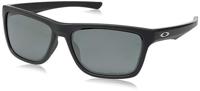Oakley Holston, Gafas de Sol para Hombre, Gris, 57: Amazon.es: Ropa y accesorios