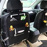 Auto Car Seat Back Storage Bag Travel Multi-Pocket