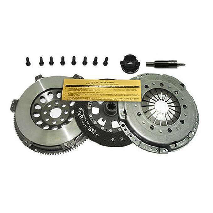 Amazon.com: LUK CLUTCH KIT+CHROMOLY FLYWHEEL 95-99 BMW M3 E36 98-02 Z3 M COUPE ROADSTER 3.2L: Automotive