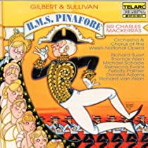 Gilbert & Sullivan: H.M.S. Pinafore-Mackerras, Welsh National Opera
