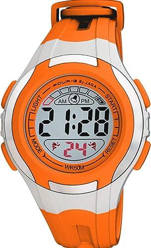 Reloj infantil Sport Watch digital sumergible Chrono alarma Garantía de 1 año.: Amazon.es: Relojes