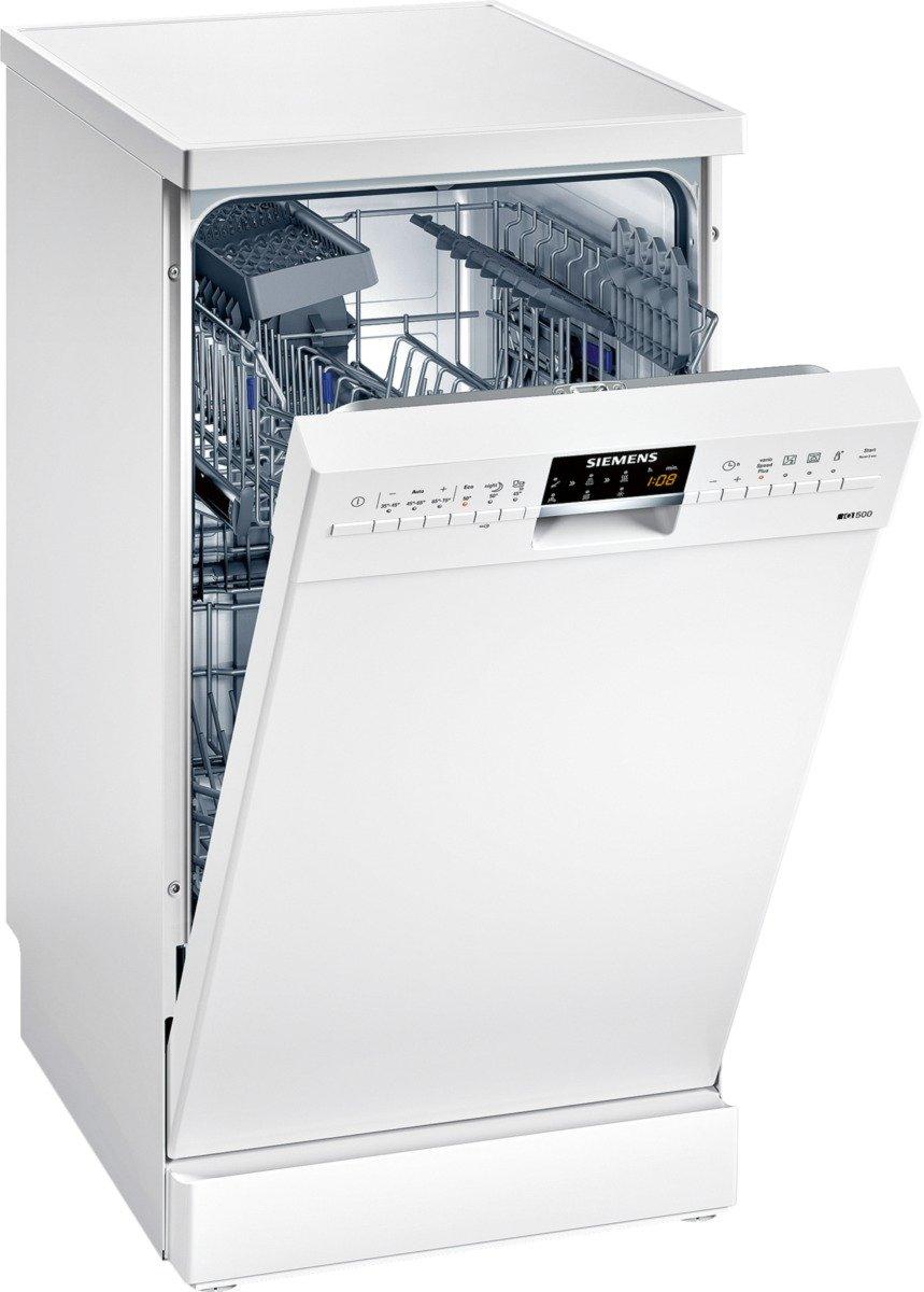 2380 L//Jahr Siemens SR26T257EU iQ500 Geschirrsp/üler DosageAssist A++ 197 kWh//Jahr 9 MGD AquaStop