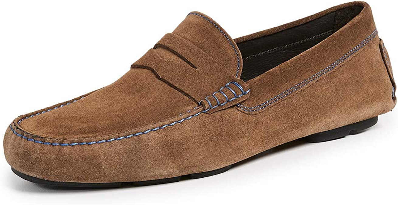 To Boot New York Men's Suede Drivers