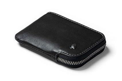 1776718b2c Bellroy Leather Card Pocket Wallet Black
